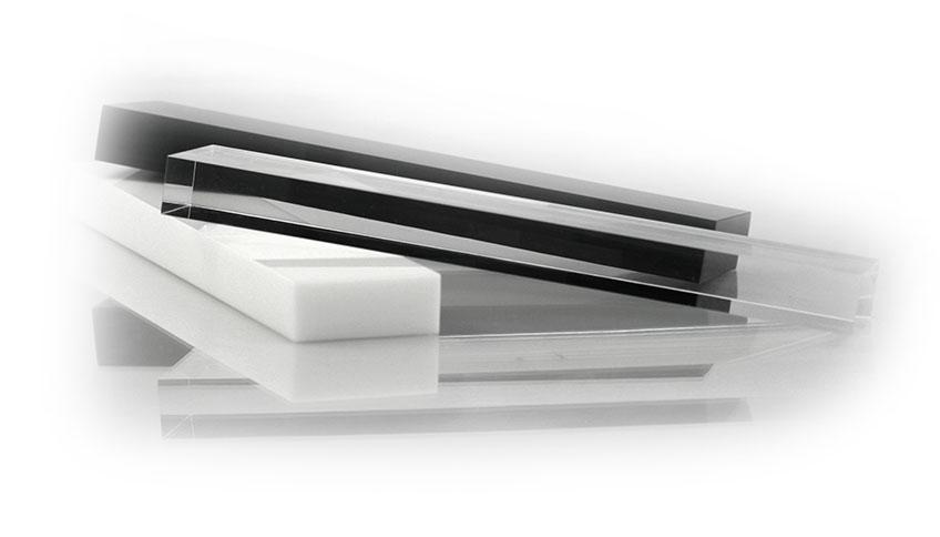 Acrylic Display Plinths