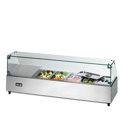 Refrigerated Displays and Thermowells