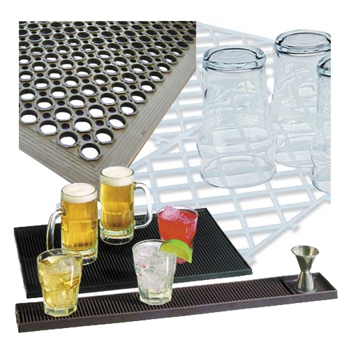 Mats, Liners and Drip Trays