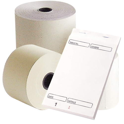 Check Pads and Till Rolls Buying Guide