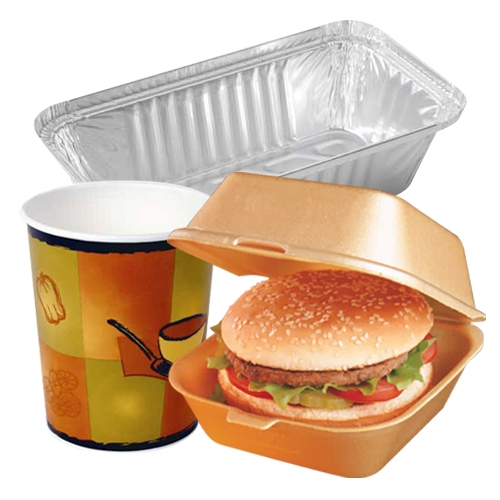 Disposable Food Containers and Takeaway Boxes