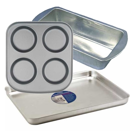 Baking Pans, Sheets and Trays