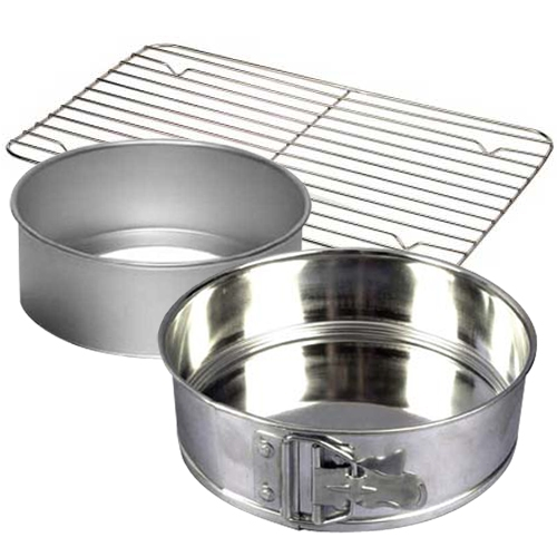 Cake Tins, Stands and Cooling Trays