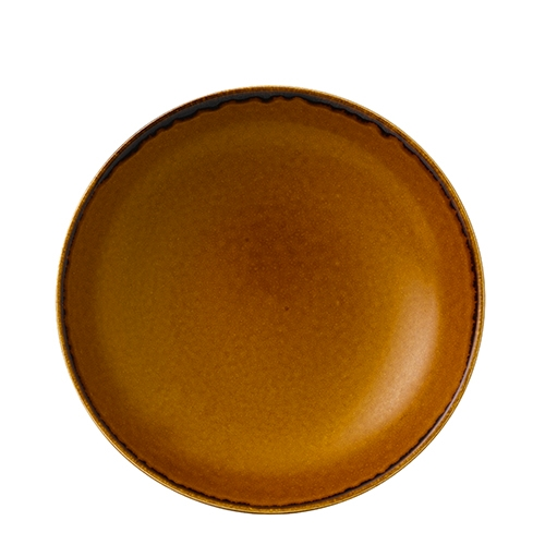 Dudson by Churchill Harvest Brown Coupe Bowls