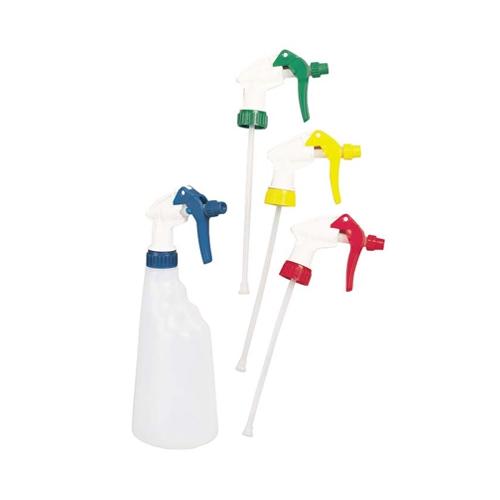 Spray Bottle & Trigger 750ml White