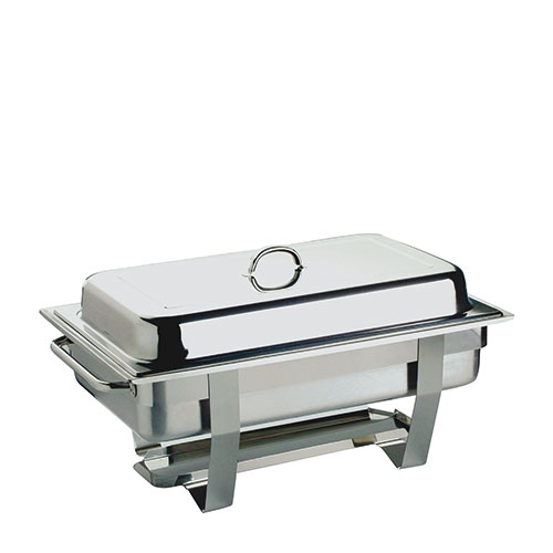 Stainless Steel Economy Chafing Dish 10Lt Silver