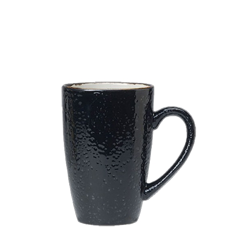 Steelite Craft Liquorice Quench Mug 28.5cl Black