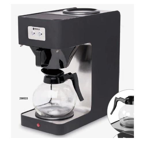 Hendi Filter Coffee Machine Profi Line 1.8Ltr Jug Black