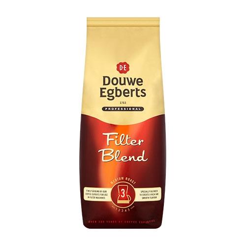 Douwe Egberts  Medium Roast  Real Filter Coffee 1kg