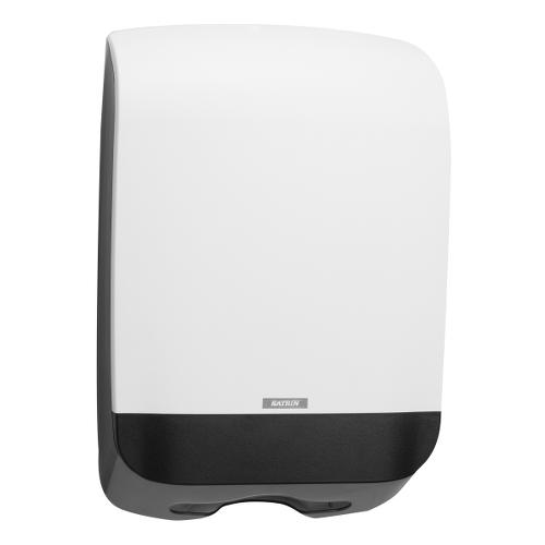 Katrin Hand Towel  Dispenser 30.1 x 45 x 14.6 cm White