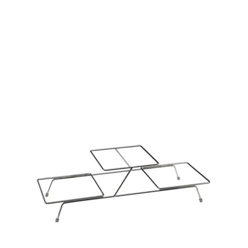 DPS APS 3 Bowl Buffet Stand Chrome