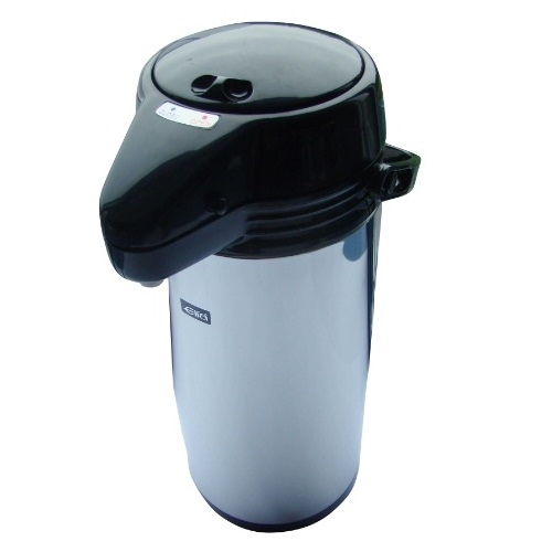 Elia Push Button  Beverage Dispenser 1.9Ltr Stainless Steel