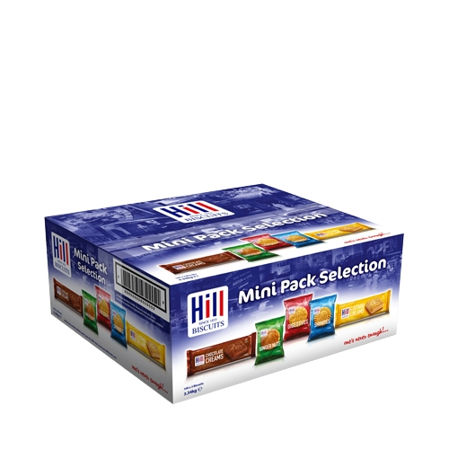 Hill Biscuits Mini Pack Selection