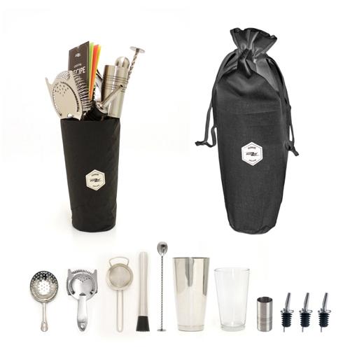 Bonzer Classic  Cocktail Kit Black