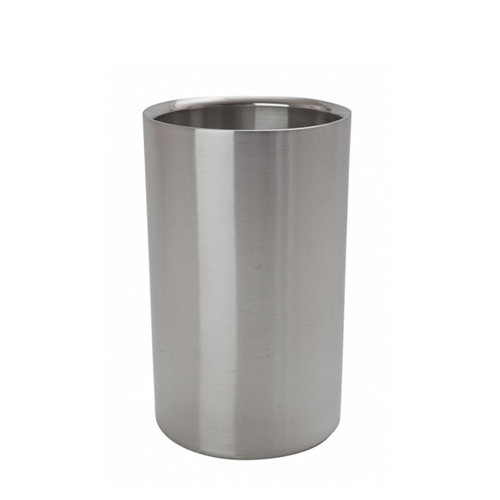 Beaumont S/S Double Wall  Wine Cooler 1.6Ltr Silver