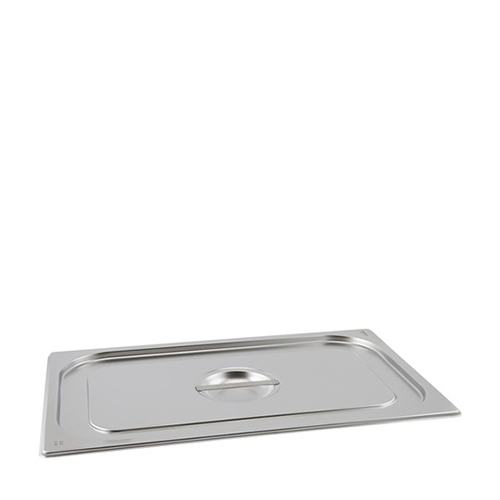 Stainless Steel Standard Lid 1/2 Silver