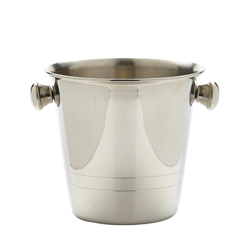 Genware Mini  Ice Bucket 65cl  Stainless Steel