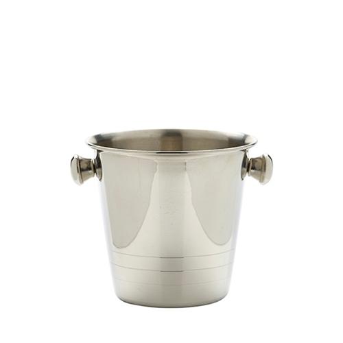 Genware Mini  Ice Bucket 65cl  Stainless Steel