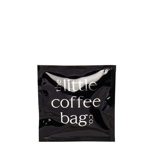 The Little Coffee Bag Co Blend 1 Coffee Bag Sachet 10g Black