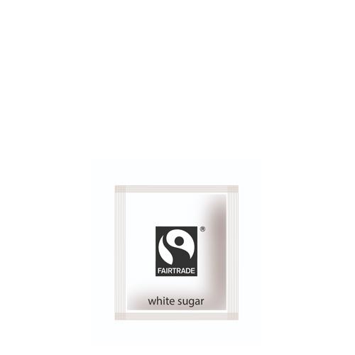 Fairtrade  White  Sugar Sachet 2.25g