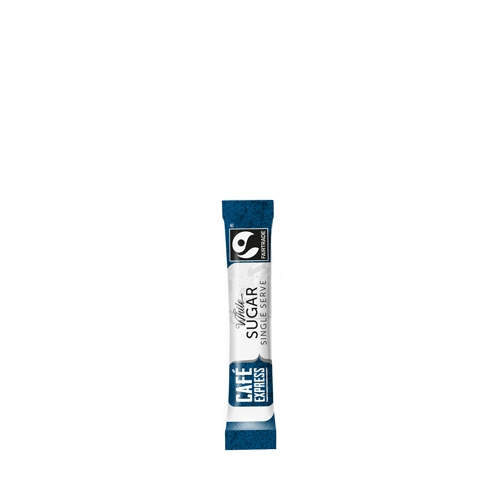 Fairtrade  Cafe Express  White Sugar Sticks 2.5g