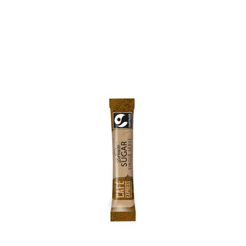Fairtrade  Cafe Express Brown Sugar Sticks 2.5g