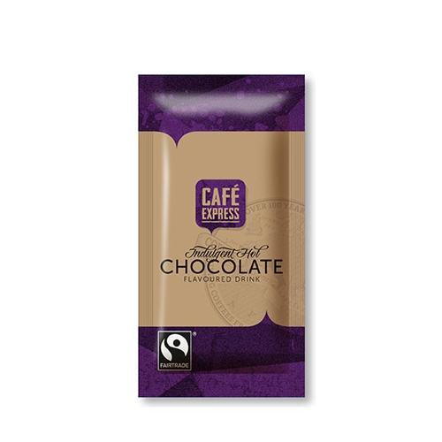 Fairtrade  Cafe Express  Hot Chocolate Sachet 28g