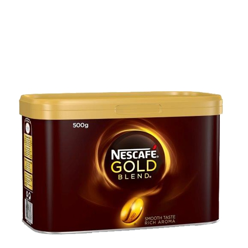 Nescafe Gold Blend Instant Coffee Granules 500g