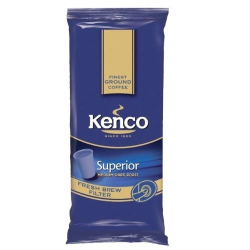 Kenco Superior Fresh Brew Ground Coffee 500g