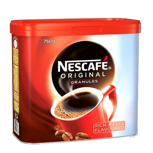 Nescafe Original Instant Coffee Granules 750g