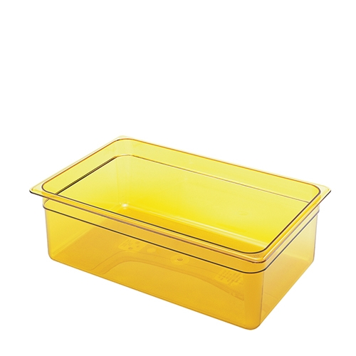 Cambro  High Heat Gastronorm 1/1GN Amber