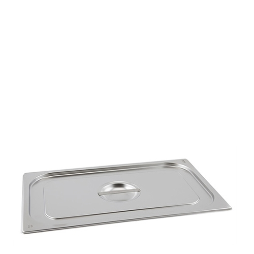 Stainless Steel  Standard Lid 1/3 Silver