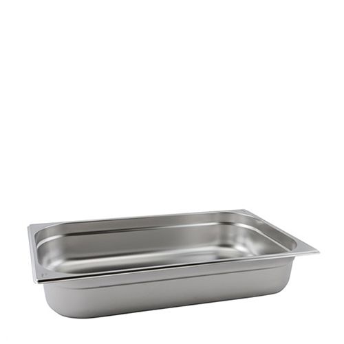 Stainless Steel  Gastronorm (40mm) 1/1 Silver