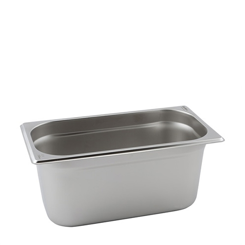 Stainless Steel  Gastronorm 1/3 Silver