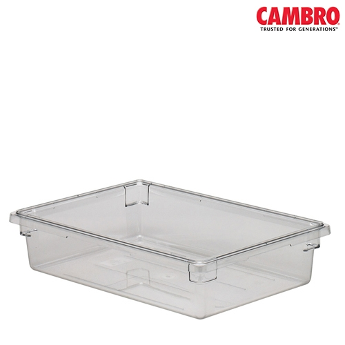 Cambro  Polycarbonate Food Storage Box 460x660x152mm  Clear