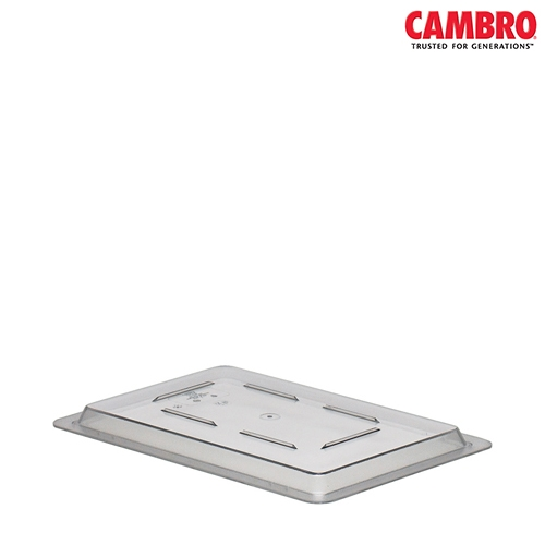 Cambro  Polycarbonate Storage Box Lid 457 x 305mm  Clear