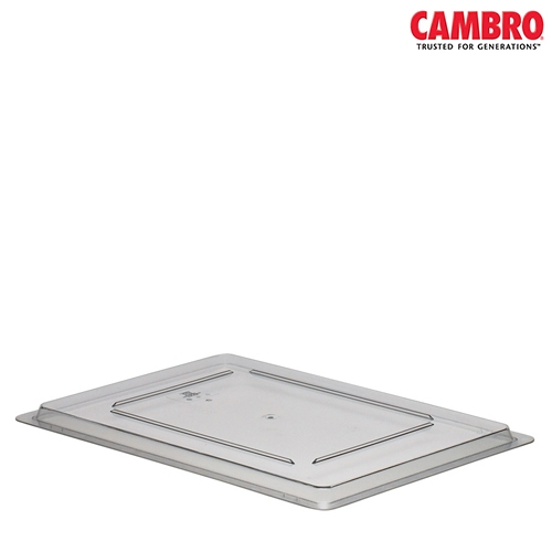 Cambro  Polycarbonate Storage Box Lid 460x660mm Clear