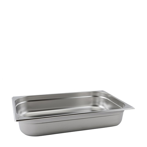 Stainless Steel  Gastronorm (150mm) 1/1 Silver