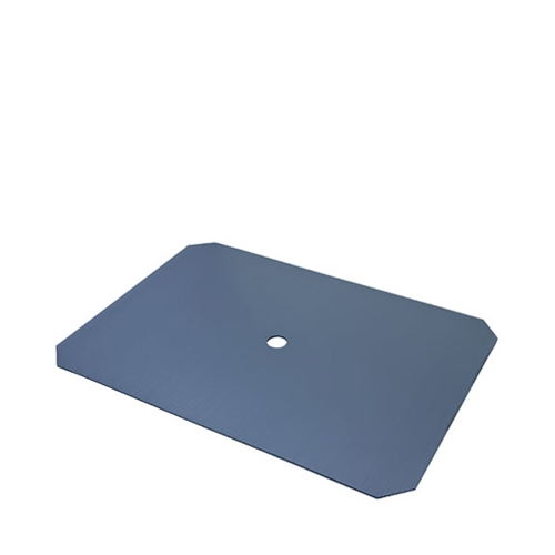 Storage Box Lid 500mm (W) x 340mm (D)  Grey