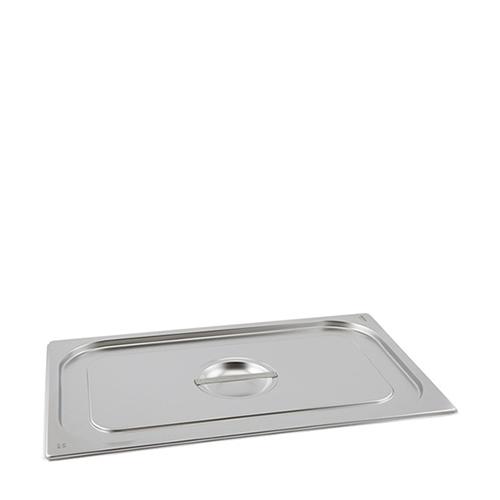 Stainless Steel Standard Lid 1/4 Silver