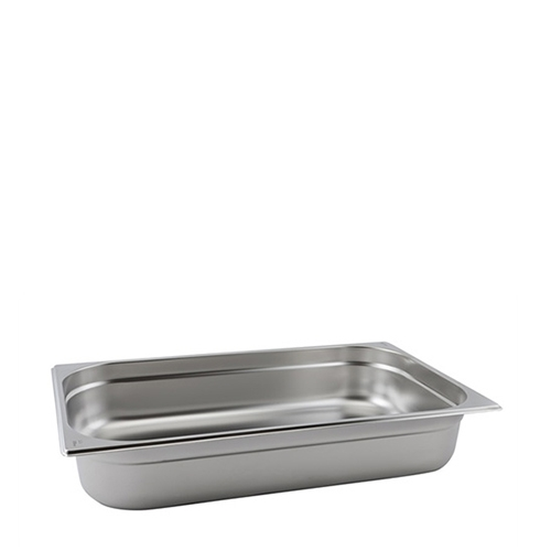 Stainless Steel  Gastronorm 1/1 Silver