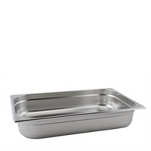 Stainless Steel Gastronorm (200mm) 1/1 Silver
