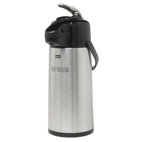 Elia Stainless Steel Lever Airpot - Hot Water 1.9L Silver