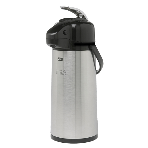 Elia Stainless Steel Lever Airpot - Tea 1.9L Silver