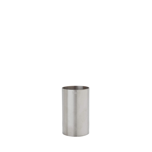 Beaumont Stainless Steel Thimble Measure 50ml CE Silver