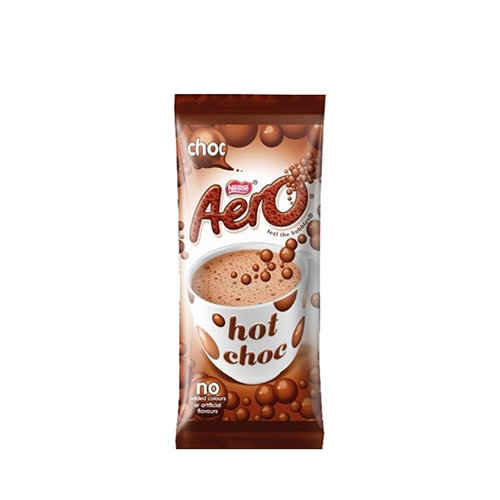 Nestle Aero Hot Chocolate Sachet 24g