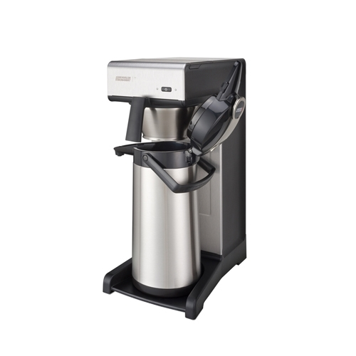 Bravilor Quick Filtering Coffee Machine TH series Stainless Steel & Black
