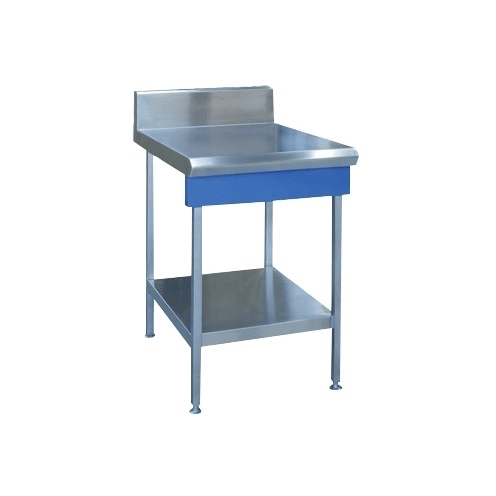 Blue Seal Profiled In-Fill Table 600mm Wide Stainless Steel
