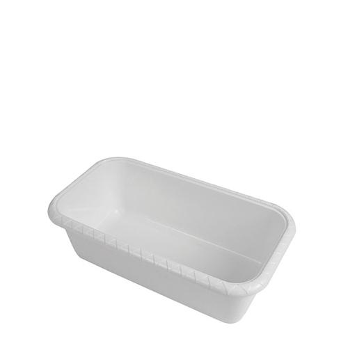 Azteca SAN gastronorm 1/3 10.0cm deep White