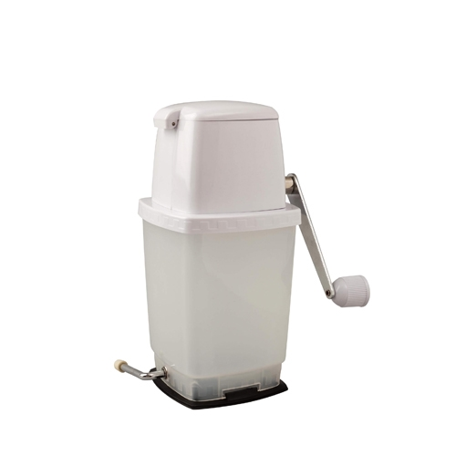 Beaumont Vacuum Base Ice Crusher 1.3 Ltr White